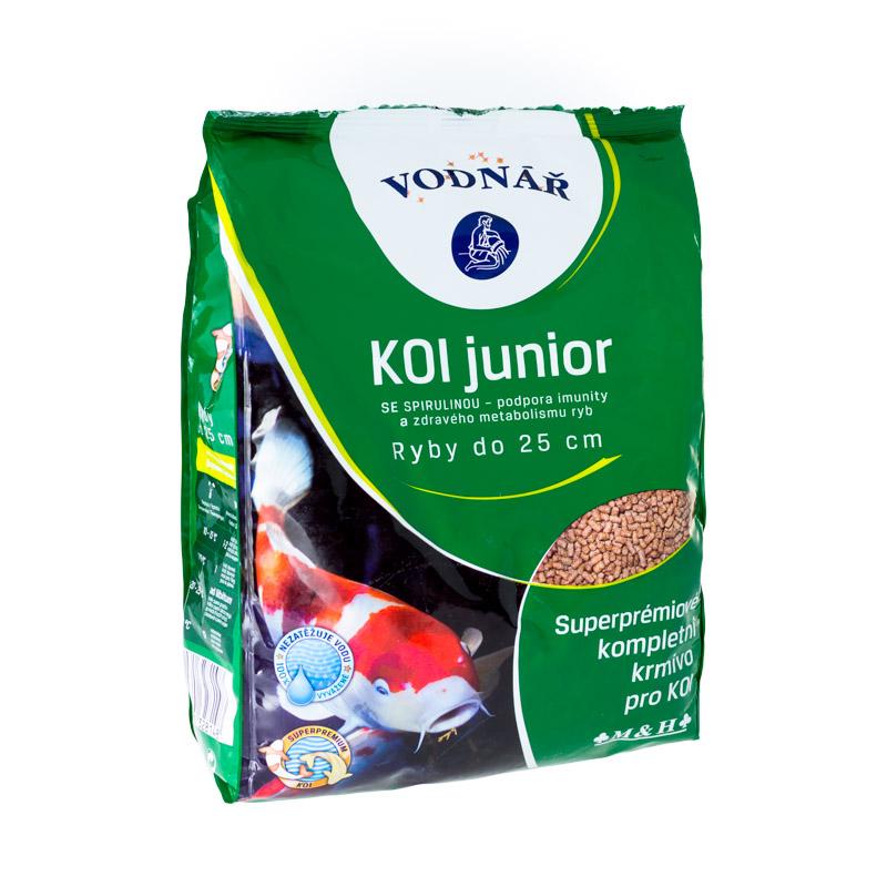 Vodnář krmivo KOI JUNIOR 0,5kg