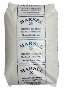 Marsel mořská hrubá sůl 25kg